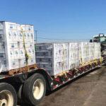 Aqua Literz water deployed in response to severe winter weather