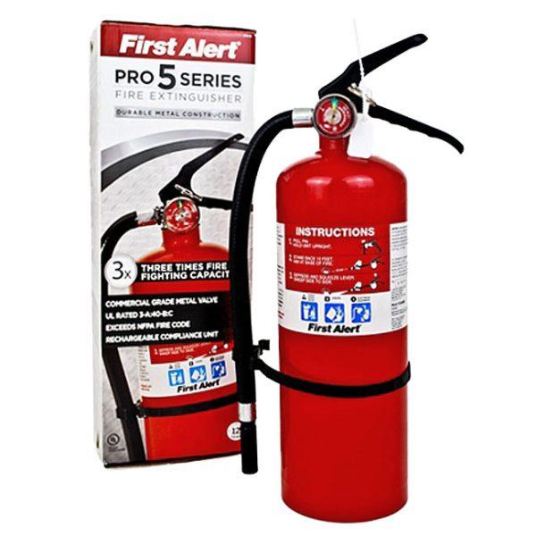 5lb Heavy Duty Plus Fire Extinguisher