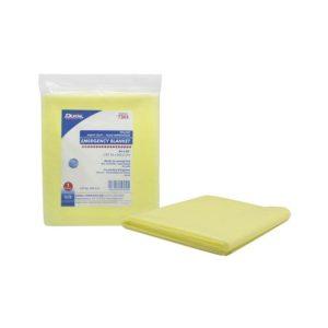 Yellow Paramedic Blanket