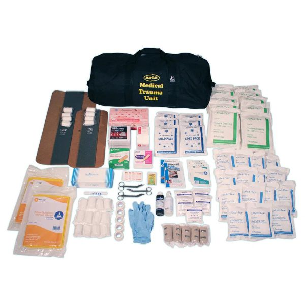 50 Person Multi-person Trauma Medical Unit
