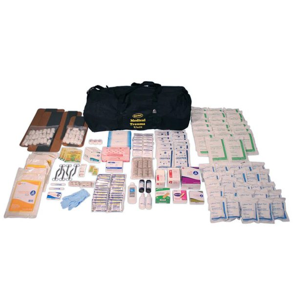 100 Person Multiperson Trauma Medical Unit