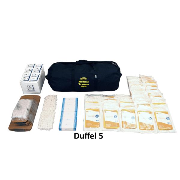 1000 Person Multiperson Trauma Medical Unit