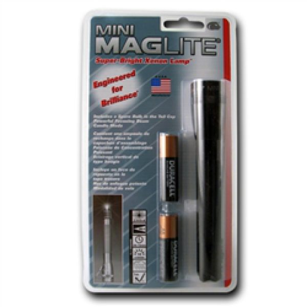 Mini MAGlite – Super Bright Xeon Lamp