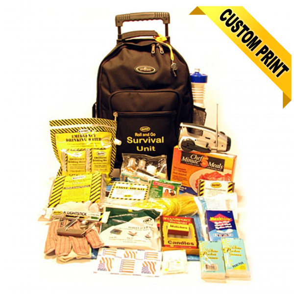 1 Person Roll And Go Survival Kit