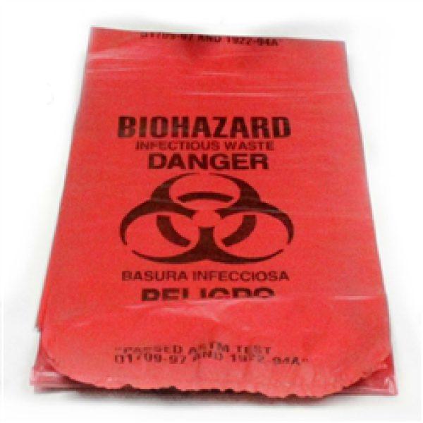 Bio Hazard Bag (45-50 Gallon)