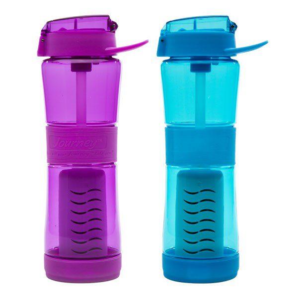 Filtered Water Bottle (GRN-LINE)