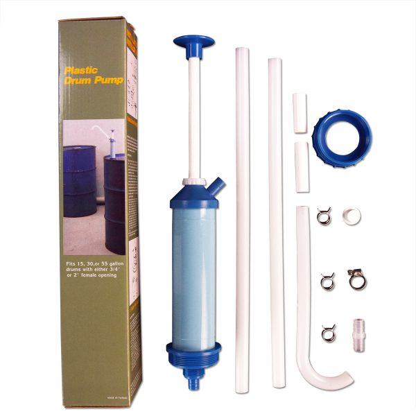 Siphon Pump For Water Barrels