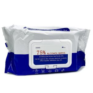 Antimicrobial Wipes<br/>(80 pack)