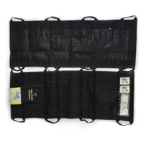 Easy Evac Roll Stretcher Kit (As Pictured)