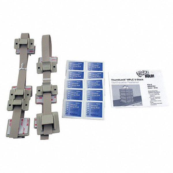HPLC 5-Stack Fastener,Gray