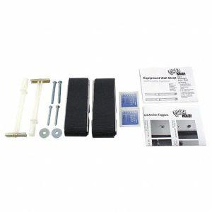 Equipment Wall Strap ,Black