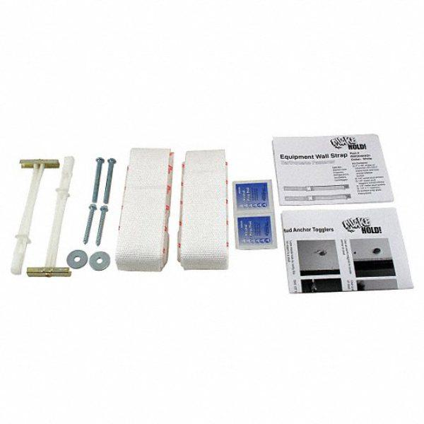 Equipment Wall Strap,White
