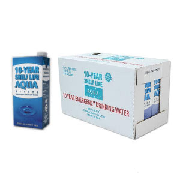 Aqua Literz 10-Year Shelf-Life