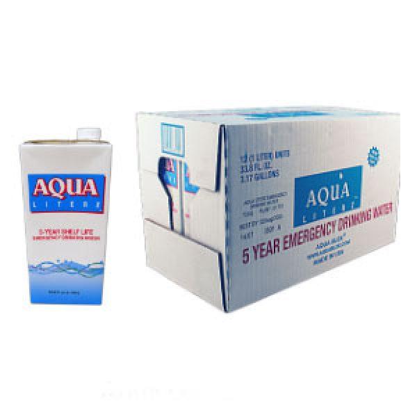 Aqua Literz 1000 mL – 5-Year Shelf-Life