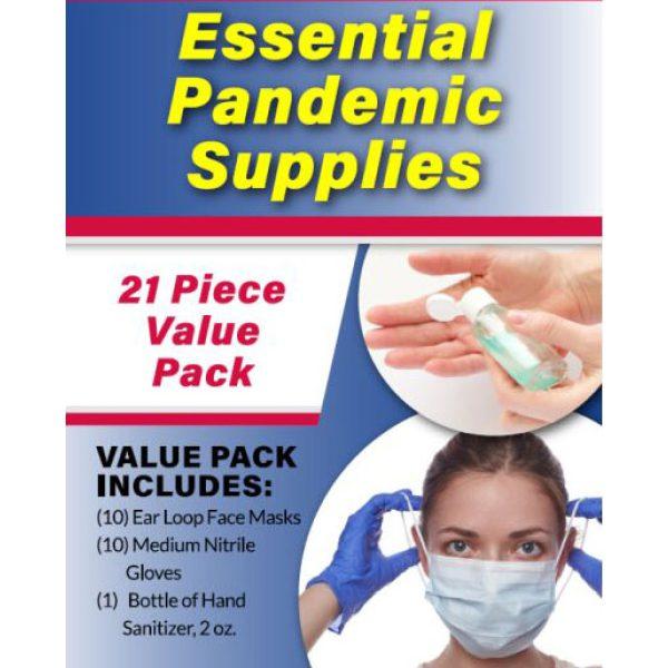 Essential Pandemic Supplies Kit