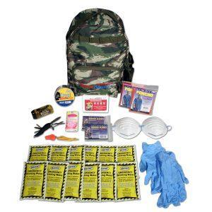 2 Person Emergency Backpack Starter Kit