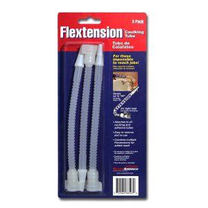 FLEXTENSION -Caulking Tube Tip-3 PK