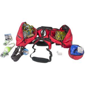 Large Dog Evacuation & Emergency Saddle Bag