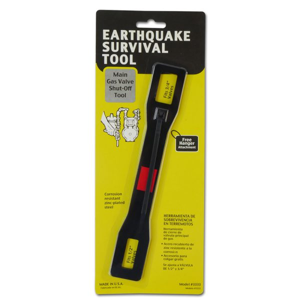 Manual Earthquake Wrench