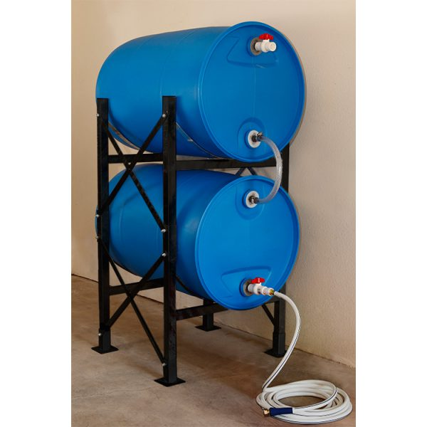 Water Barrel Rack System Titan ReadyWater® (with Barrels)