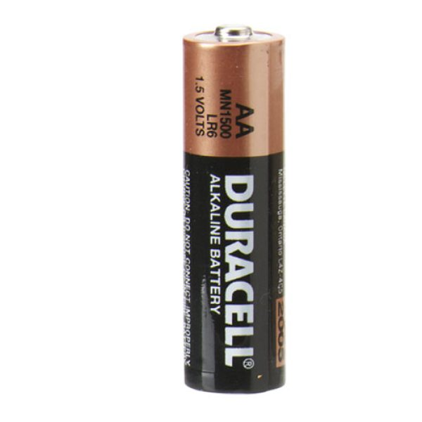 Duracell Batteries, AA size