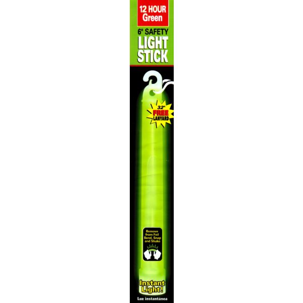 12 Hour Green Lightstick