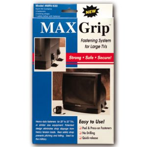 Max Grip (for 19″ and Larger TV)