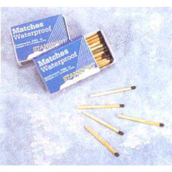 Waterproof Matches