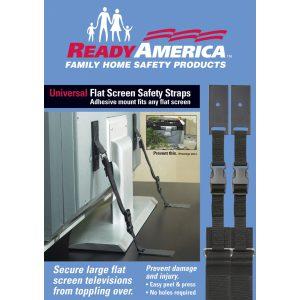 Ready America Flat Screen TV Safety Strap