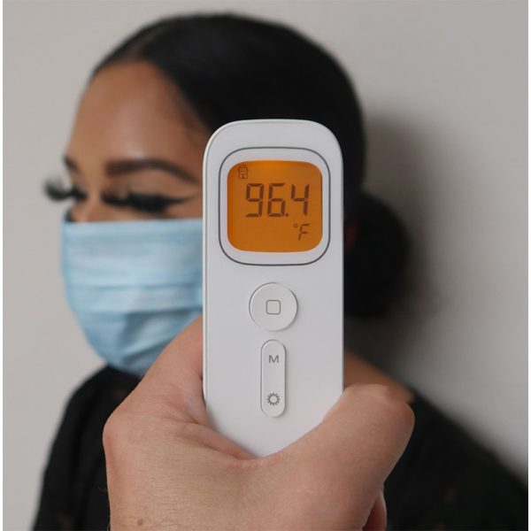 Infrared No-Contact Thermometer